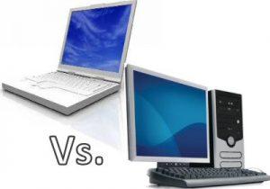 LaptopVDesktop
