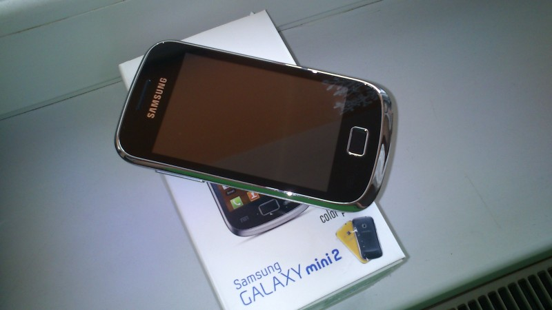 Cum se rooteaza Samsung Galaxy Mini 2 GT-S6500D cu Android 2.3.6 Gingerbread