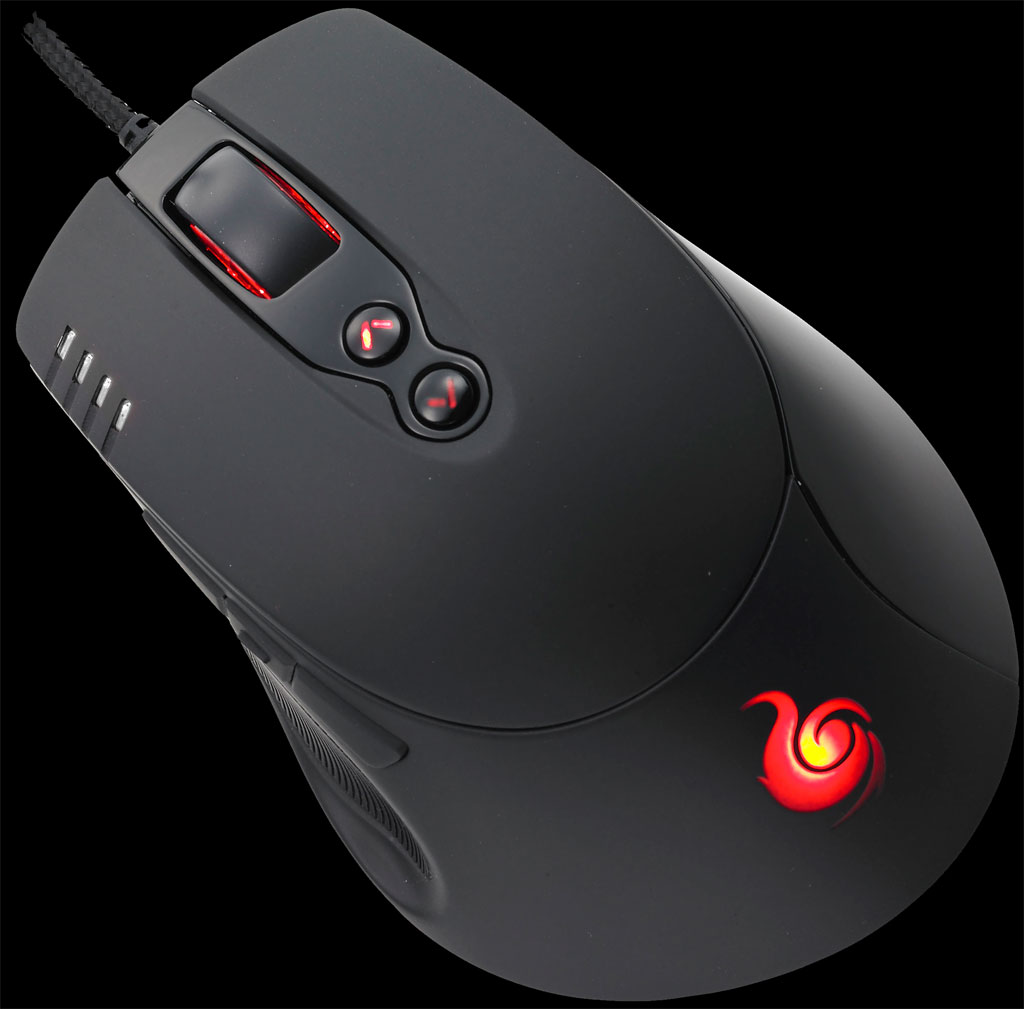 Un nou mouse care ii va bucura pe gameri!