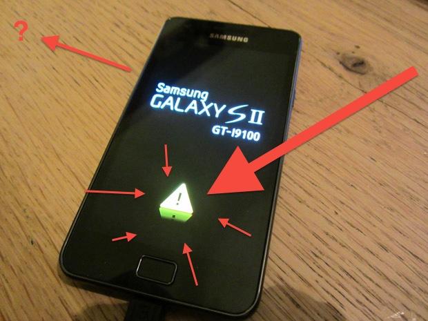 Cum scapam de triunghiul galben care apare in bootscreenul smartphonului dupa rootare, doar cu o aplicatie din play store