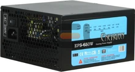 Unboxing Sursa Inter Tech Energon 650W Litecoin Project a crepat