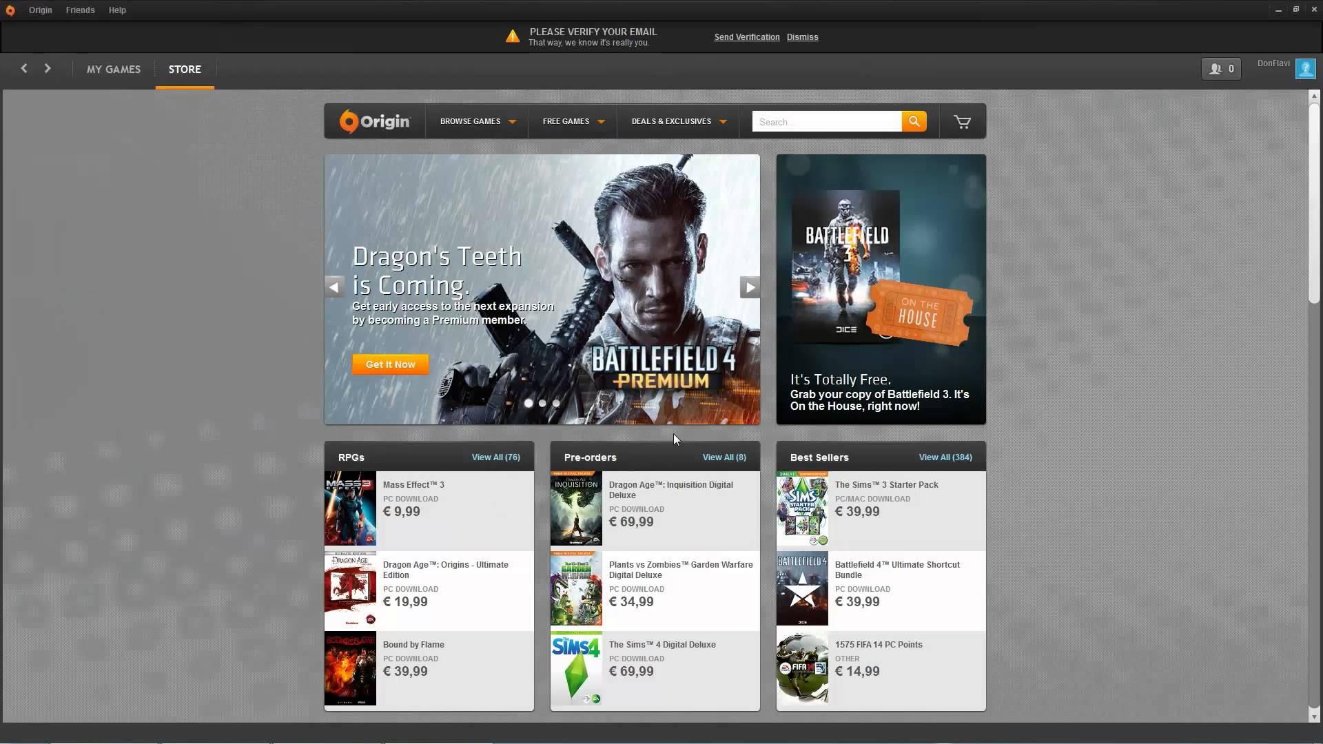Battlefield 3 COMPLET GRATUIT Pana in Data de 6 Iunie
