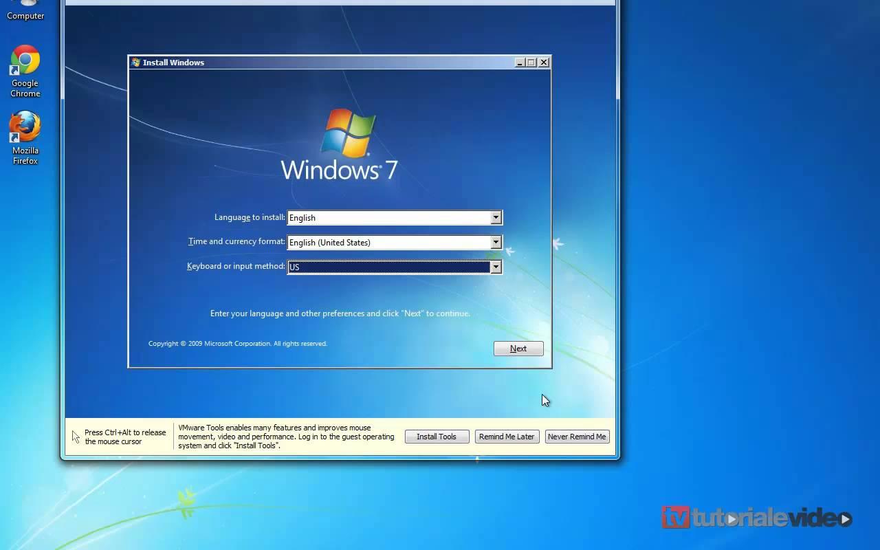 De unde descarcam, cum instalam si cum optimizam corect sistemul de operare Microsoft Windows 7
