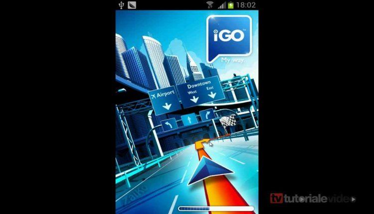 Instaleaza iGO pe android gratuit - Tutoriale Video