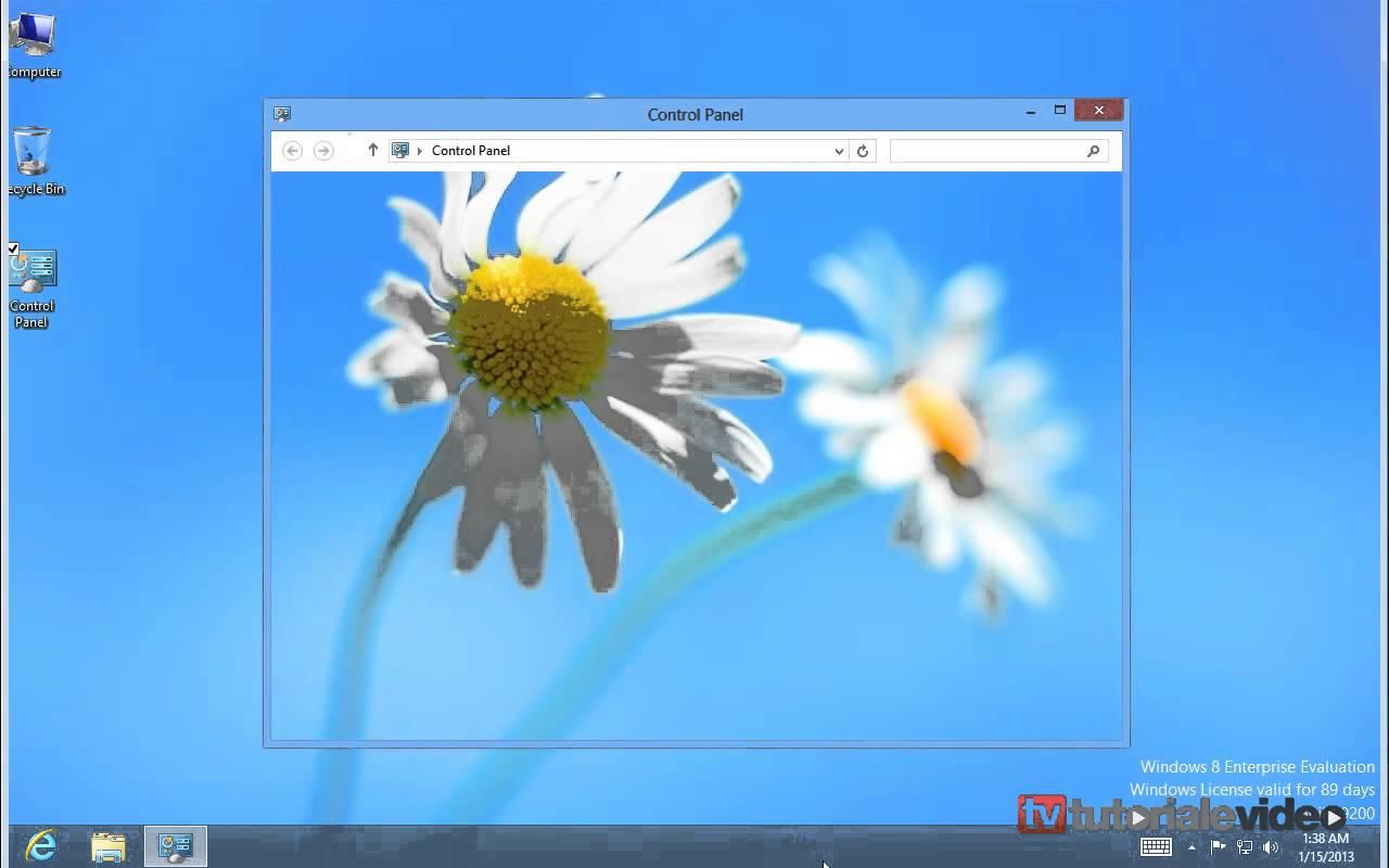 Setari pentru un Windows 8 mai rapid