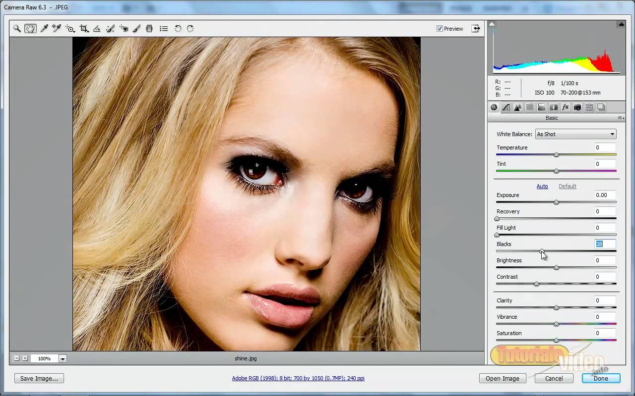 Tutorial Retusare Fashion Photoshop, Curatare Spot Removal