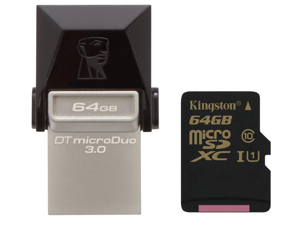Kingston Digital lansează două soluții de stocare rapidă pentru tablete și smartphone-uri cu Android