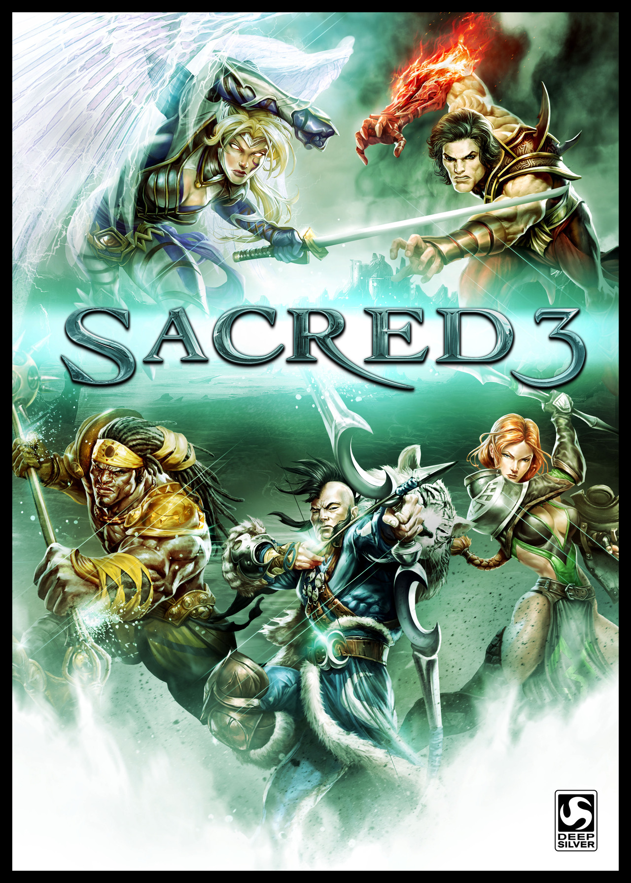 Sacred 3 PC First Mission Gameplay/Primele Impresii