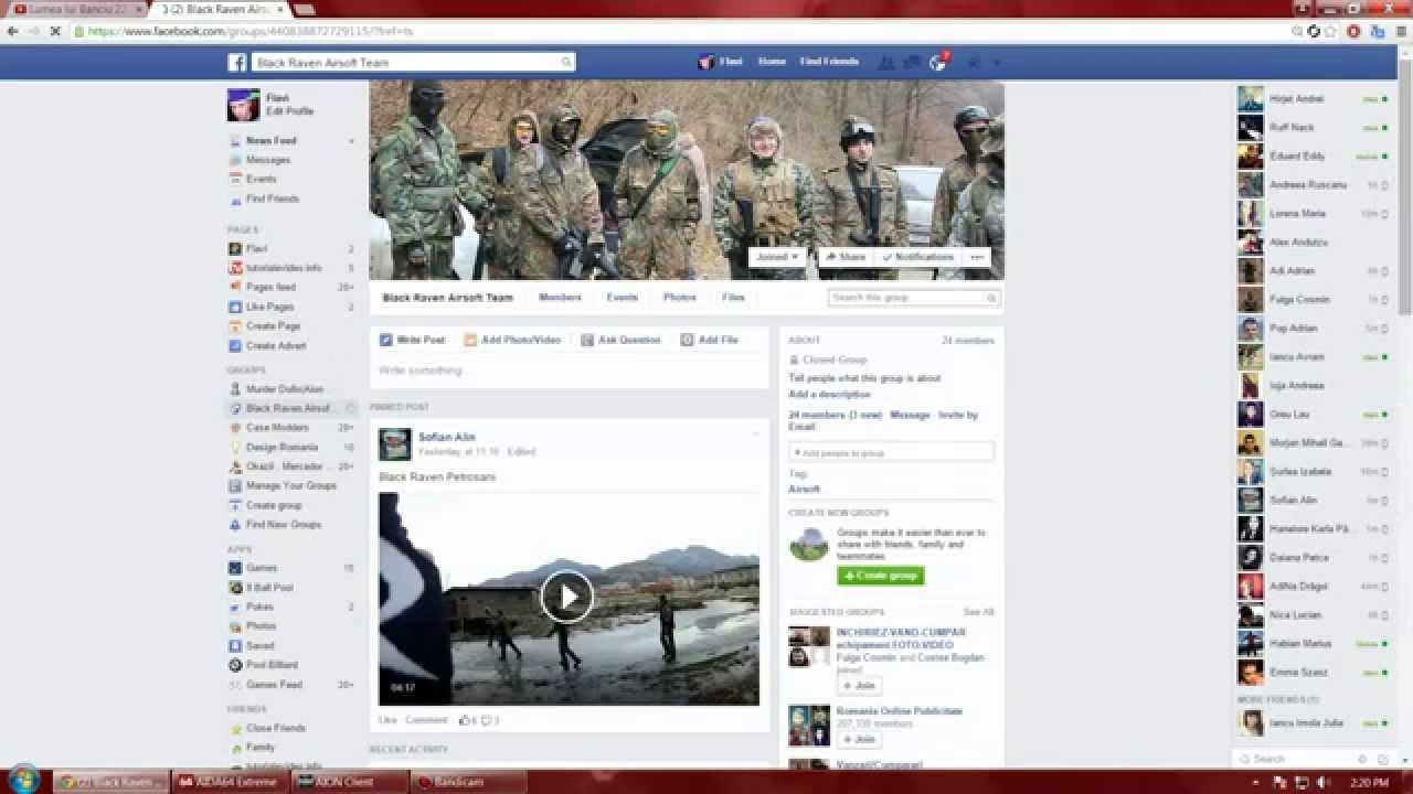 Cum sa downloadez video de pe Facebook,Fara a avea nevoie de programe