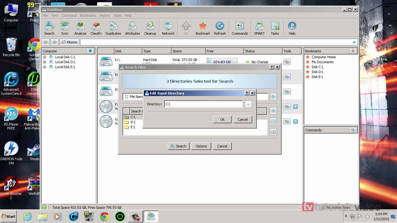 Cum putem curata si analiza o partitie cu ajutorul lui Disk Boss