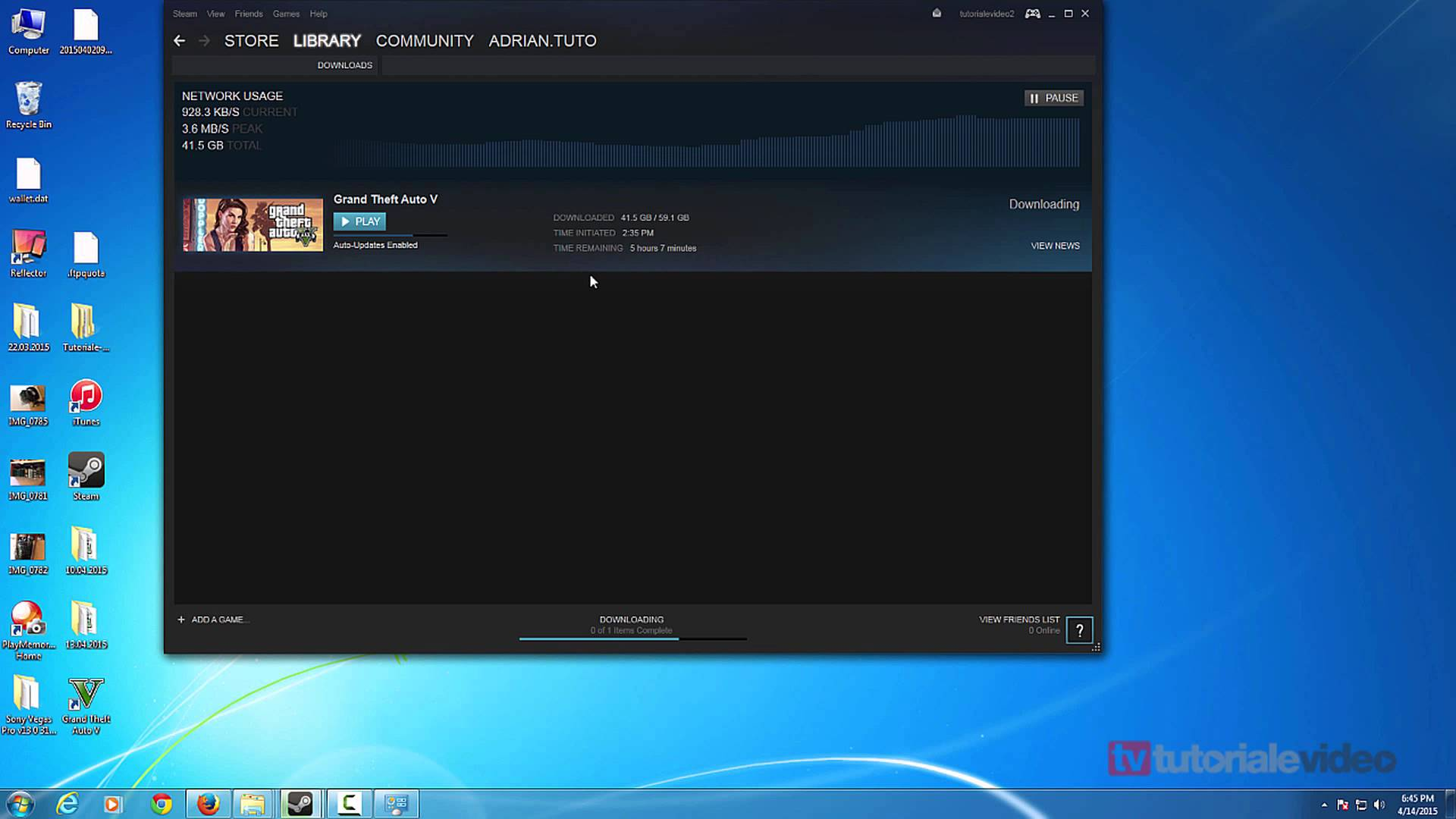 Descarca si instaleaza GTA V pe PC