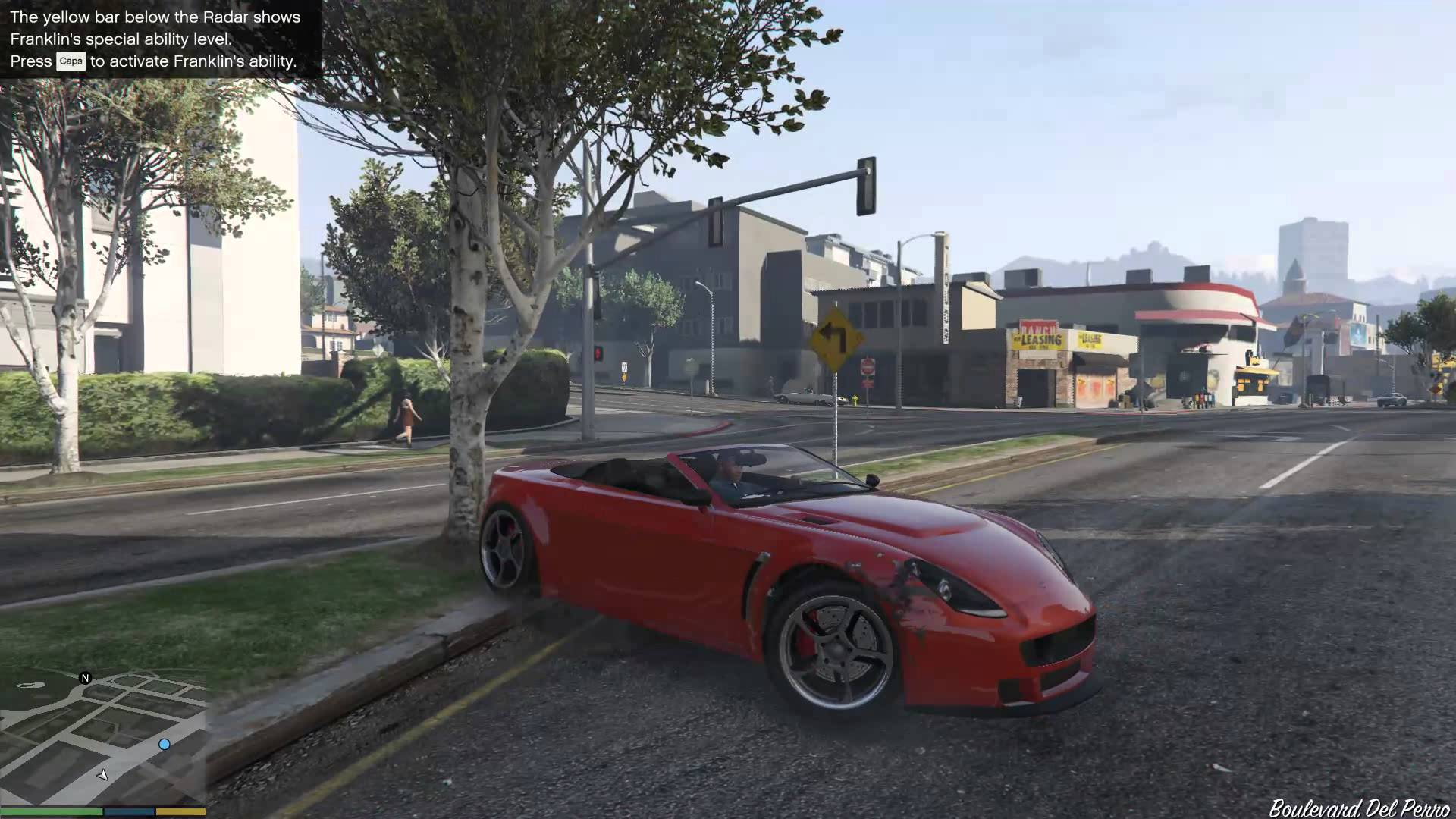 GTA V PC 2015 Prima misiune