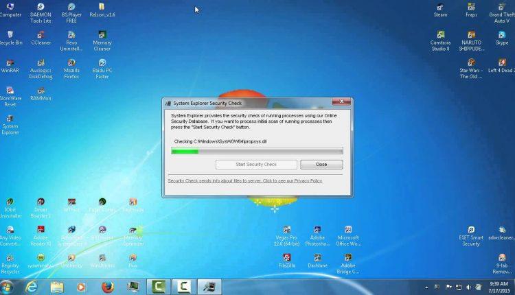 Cum putem tine sistemul sub control cu ajutorul lui System Explorer