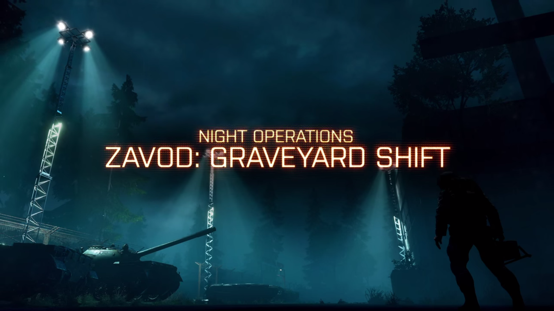 Battlefield 4 Night Operations