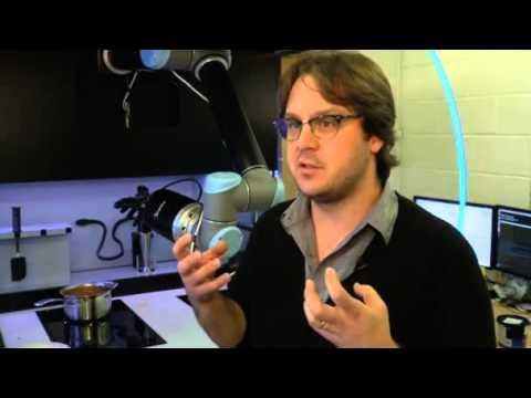 A fost inventat robotul care înlocuiește cu succes un bucătar (VIDEO)