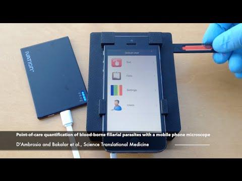Accesoriul de smartphone care face analize de sânge(VIDEO)