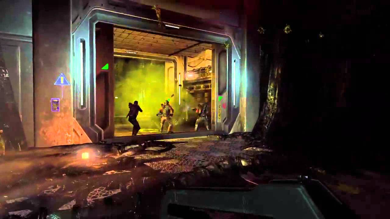 Aliens: Colonial Marines Survivor Trailer
