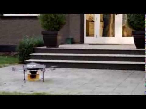 Amazon va Livra comenzile cu Ajutorul Dronelor(Amazon Prime Air)