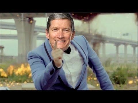 Apple iPhone 5 GANGNAM Style Parody