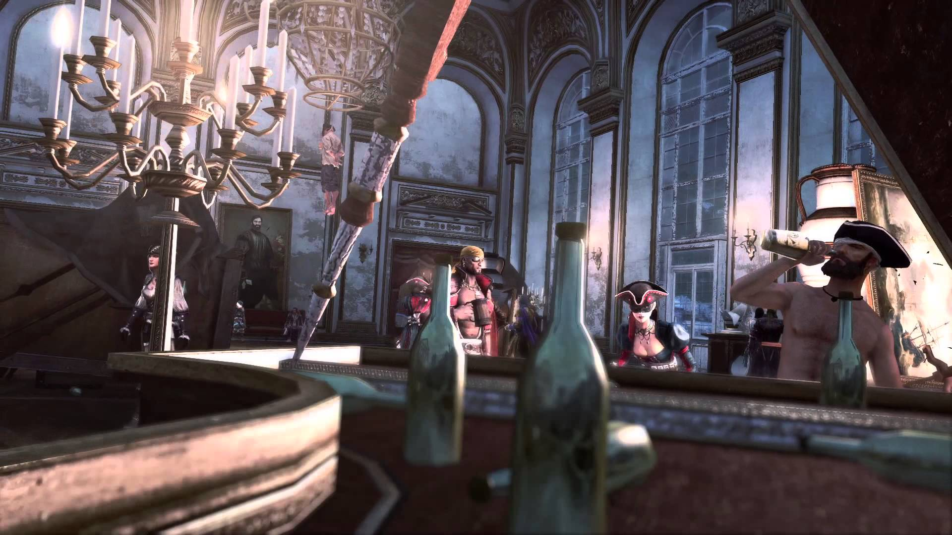 Assassin's Creed: Black Flag Multiplayer Trailer