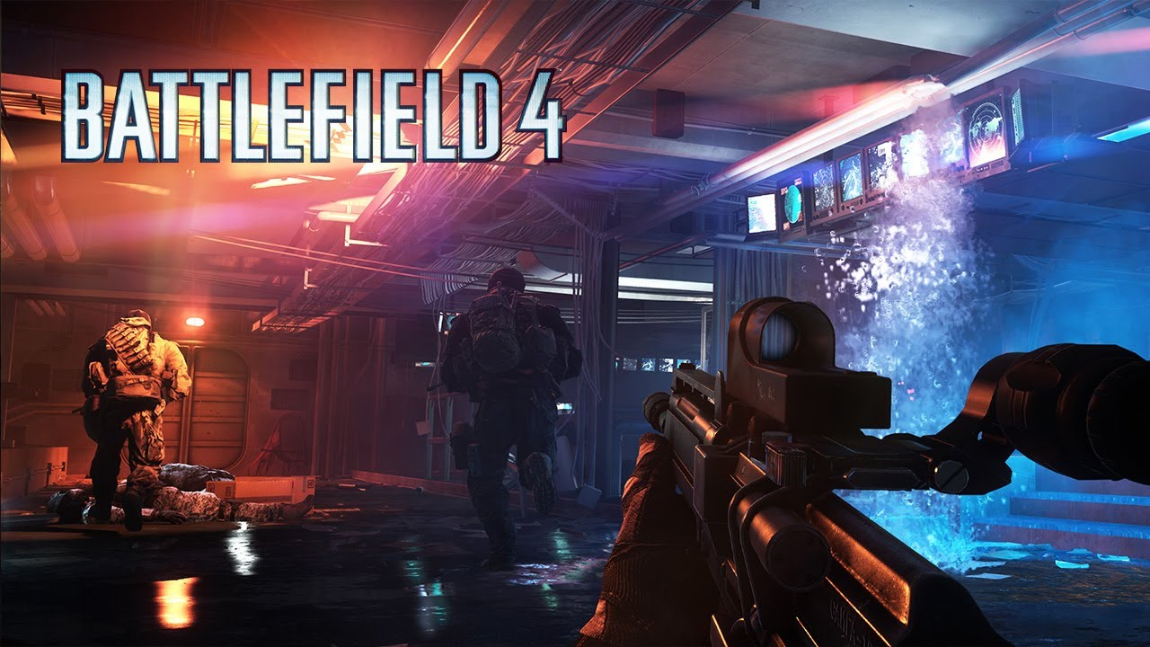 Battlefield 4 – Footage Gameplay E3
