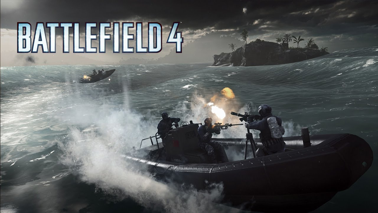 Battlefield 4: Official 'Paracel Storm' MP Trailer