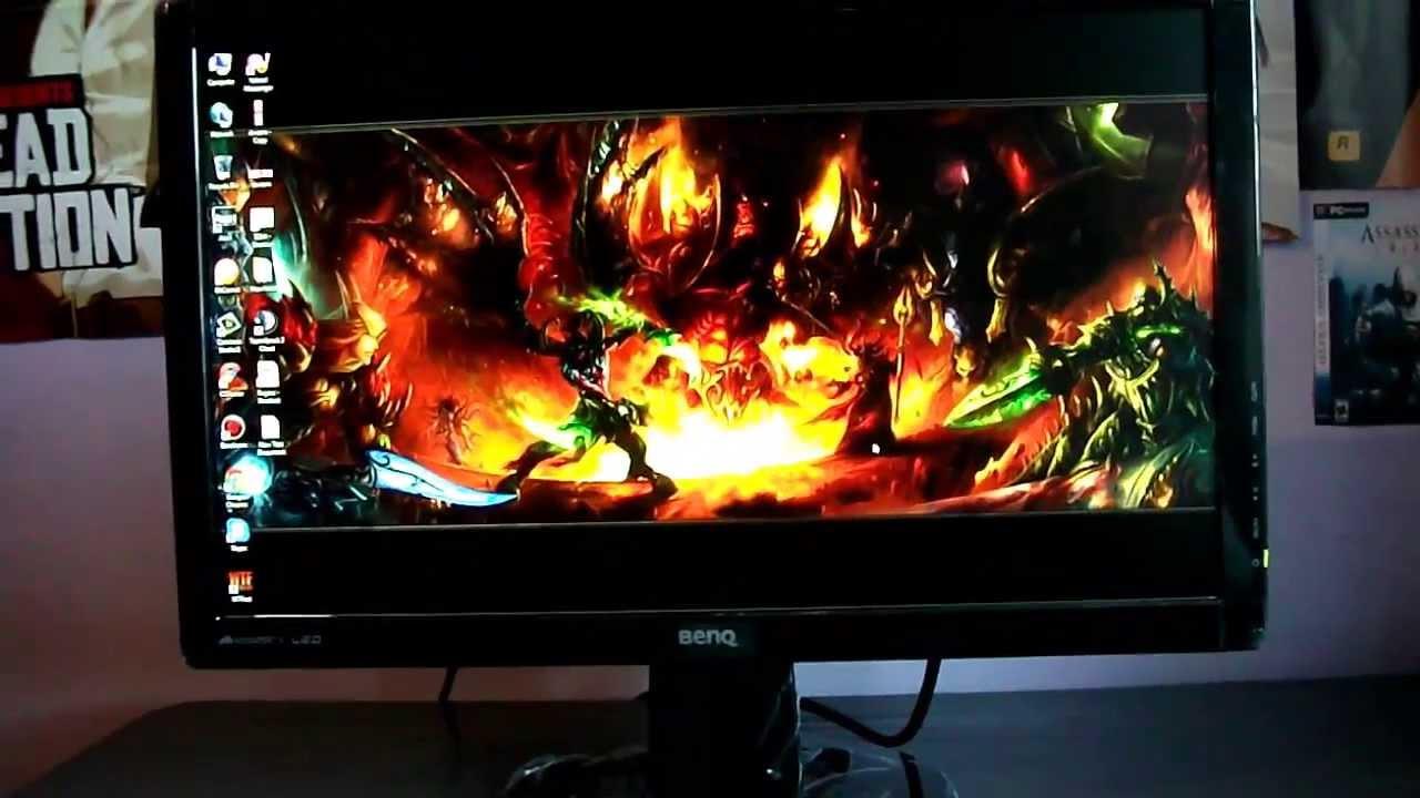 Benq GW2255 22″ Full HD 1080p (UNBOXING)