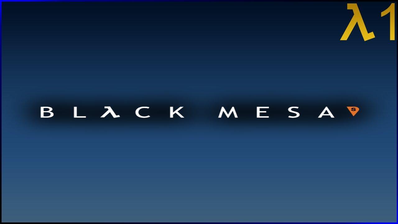 Black Mesa(Half Life cu grafica noua)