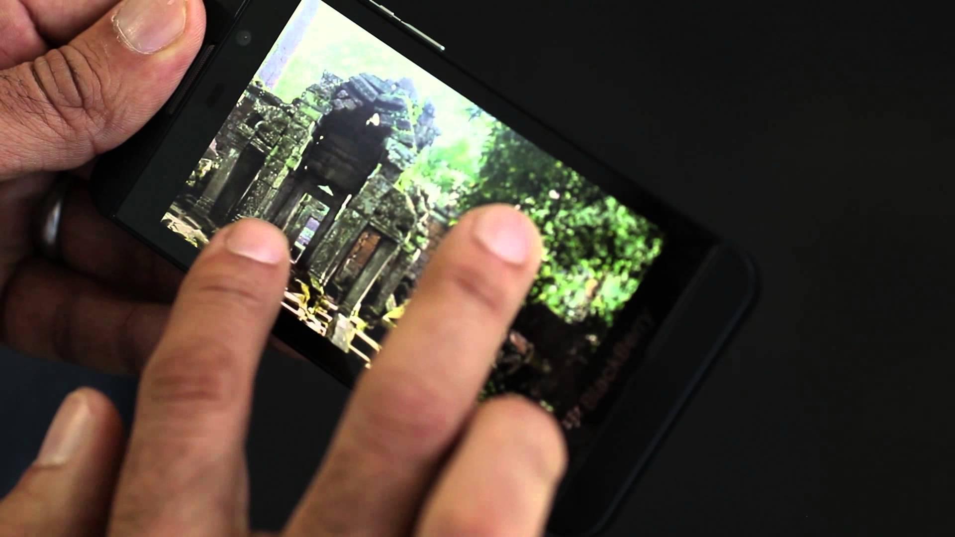 BlackBerry, revine cu noul OS,si o noua linie de telefoane