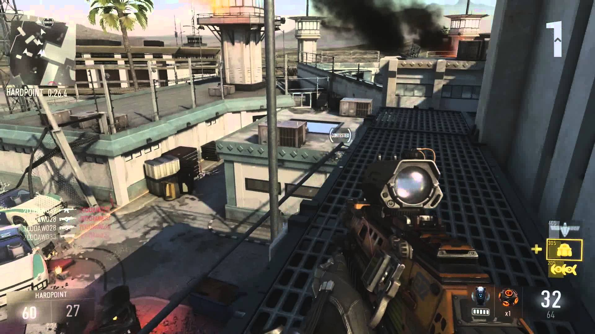 CoD: Advanced Warfare – Official MultiPlayer Trailer
