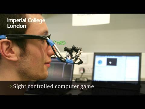 Controlul Pc-ului cu ochiul in loc de mouse