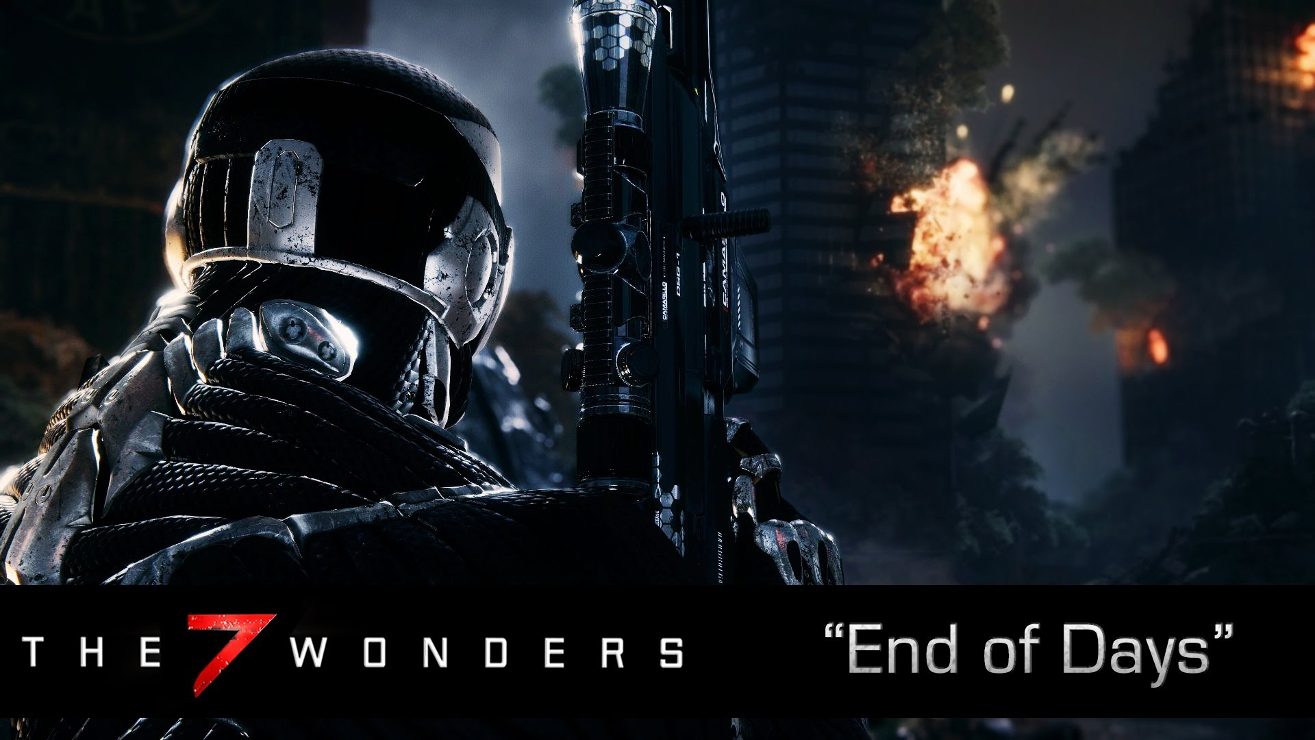 Crysis 3 The 7 Wonders,Ultimul Episod