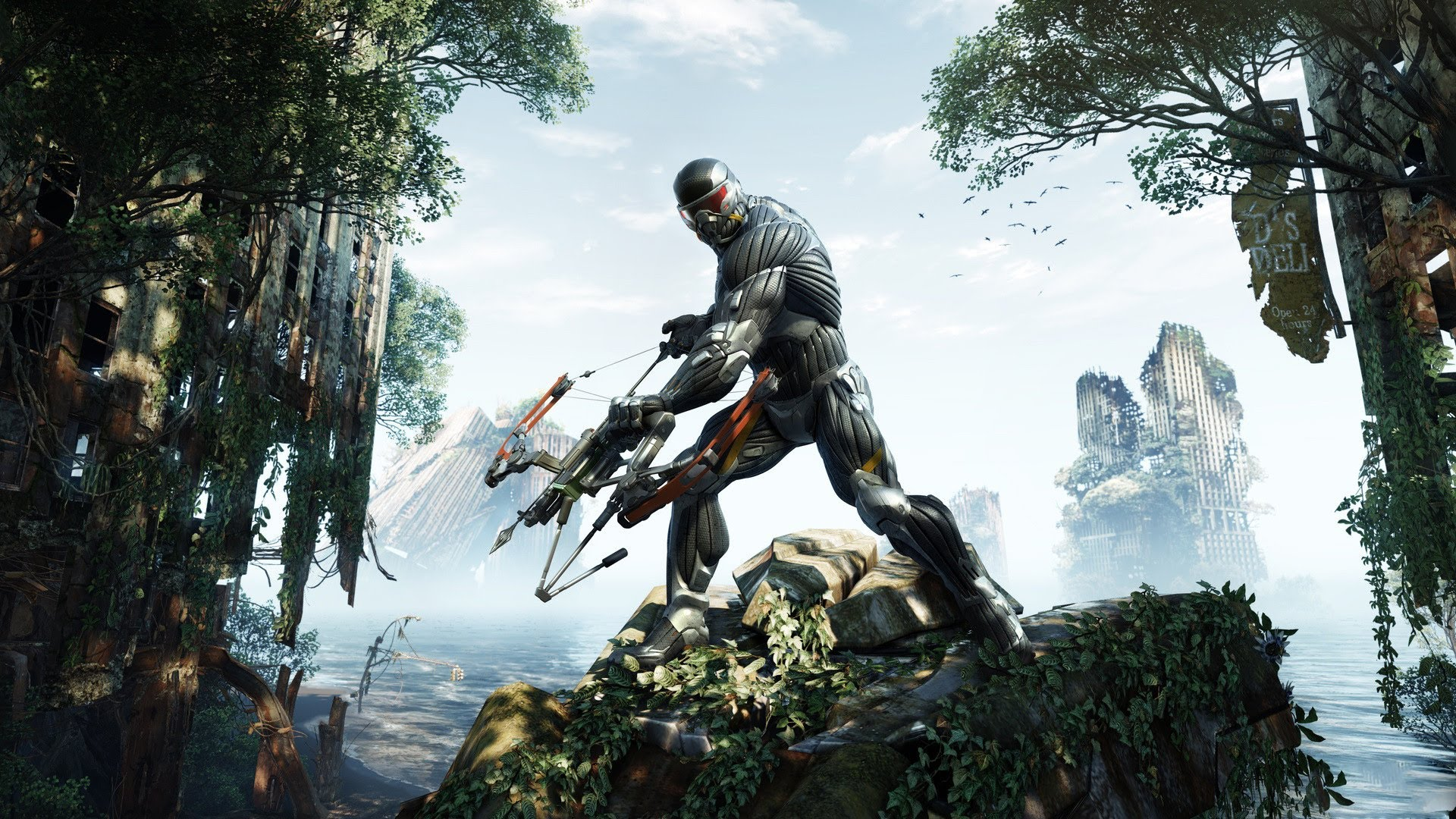 Crysis 3: The Hunt Is On Trailer [HD]