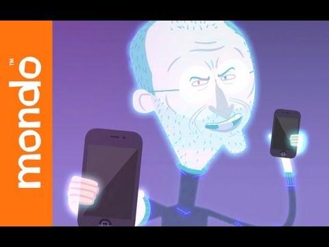 Cum ar fi aratat lansarea iphone 5 facuta de Steve Jobs