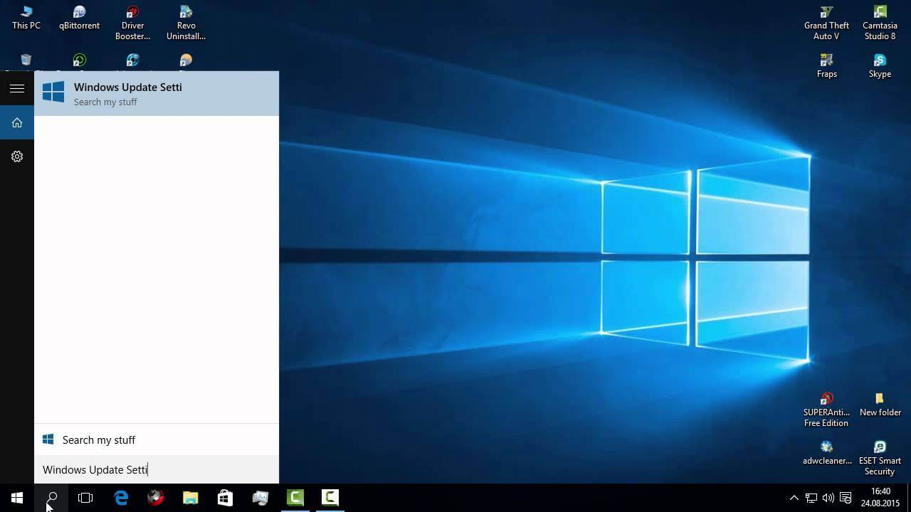 Cum putem sa oprim pe Windows 10 prin a ne fura internetul prin intermediul update-urilor