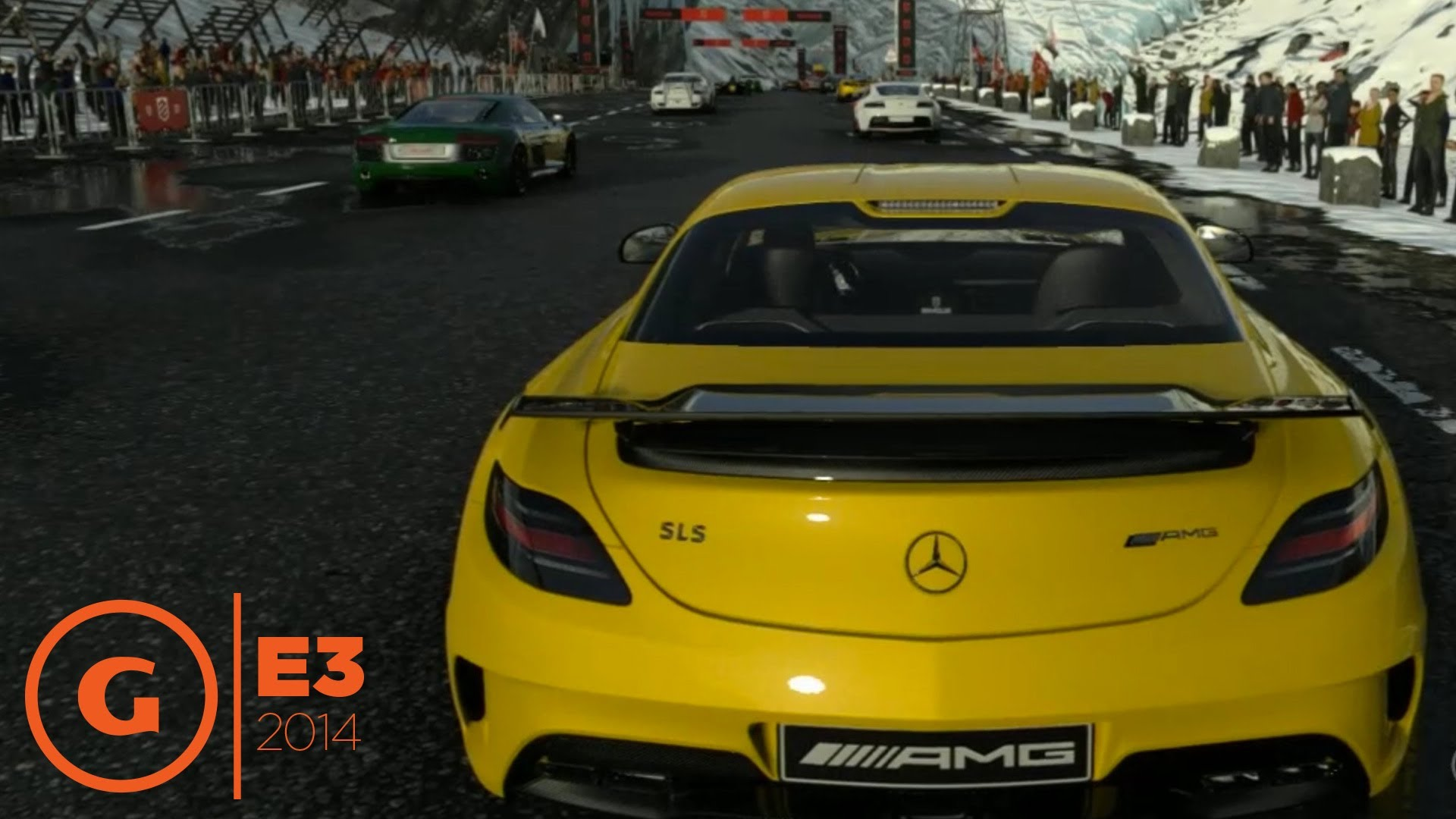 DRIVECLUB Va fi Bundle la PS4