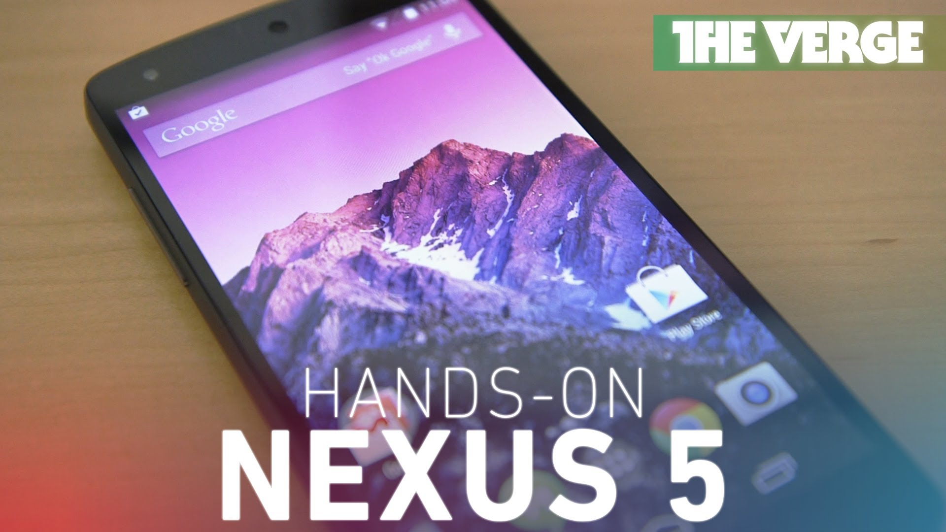 Google a lansat Nexus 5 VIDEO