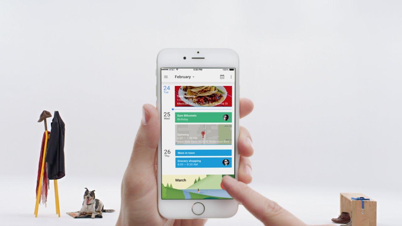Google Calendar a fost lansat pentru iOS (VIDEO)