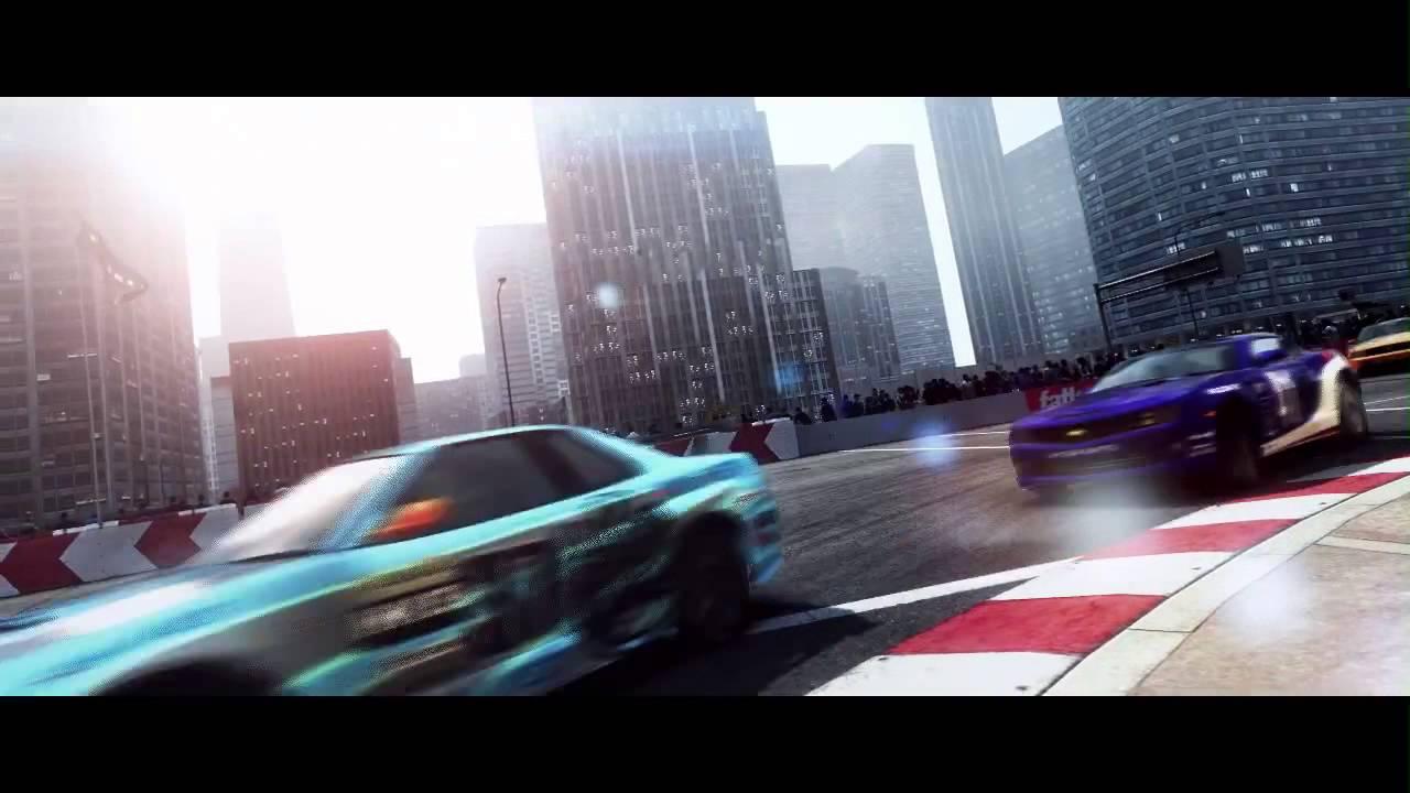 Grid 2 Gameplay Teaser