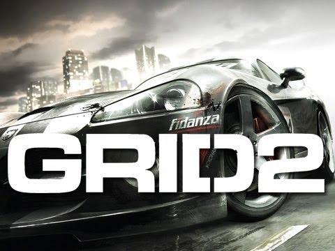 GRID 2 Primul Gameplay!
