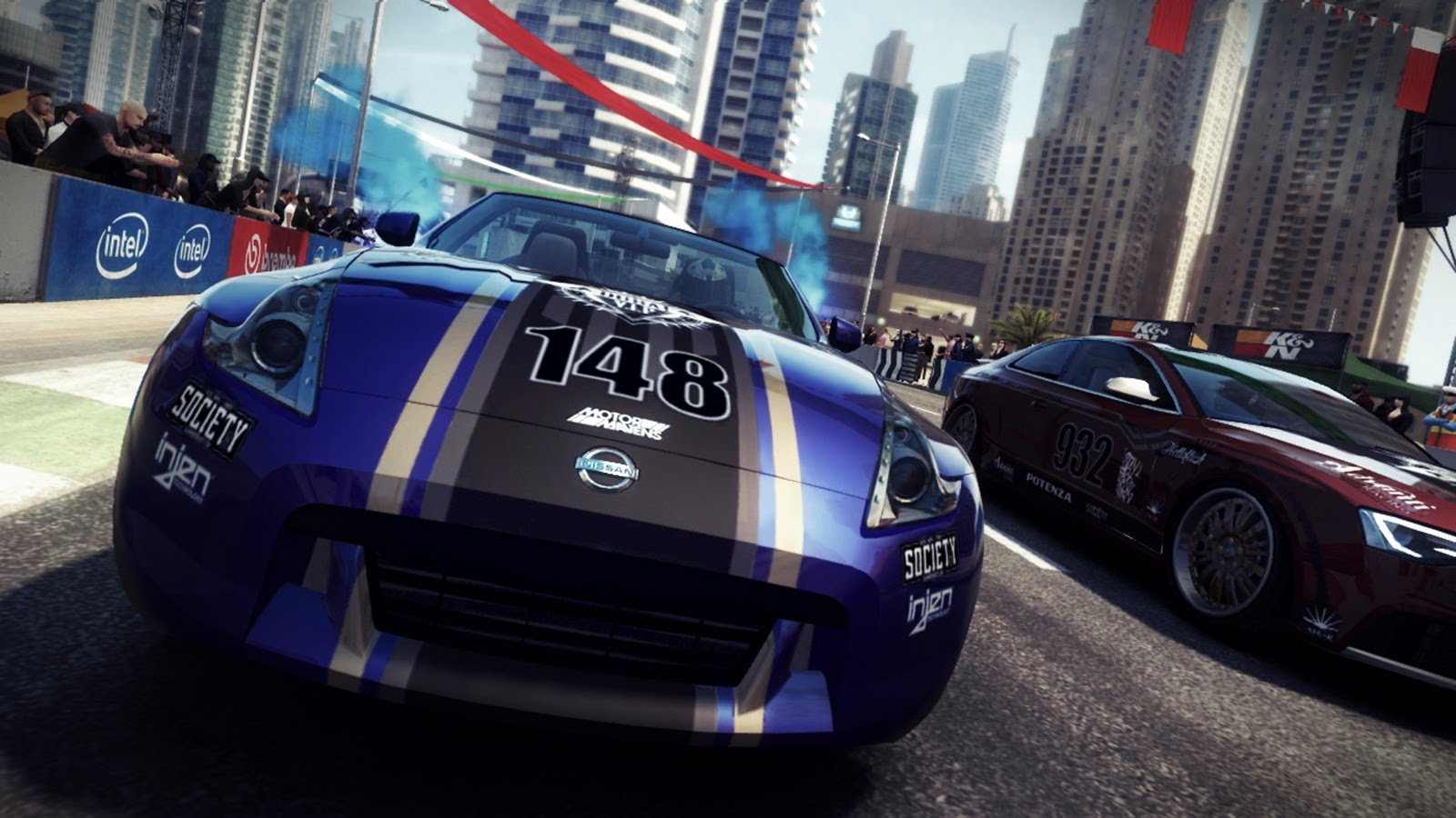 GRID 2 – WSR: Asia – New Frontiers Trailer