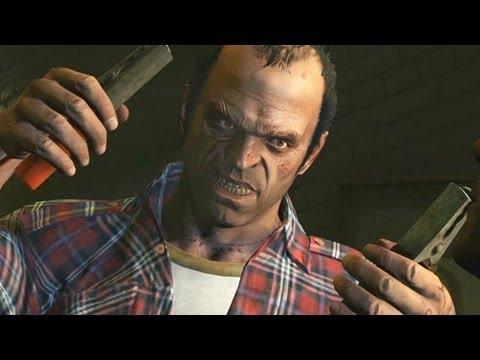 GTA 5 – Trevor Character Trailer