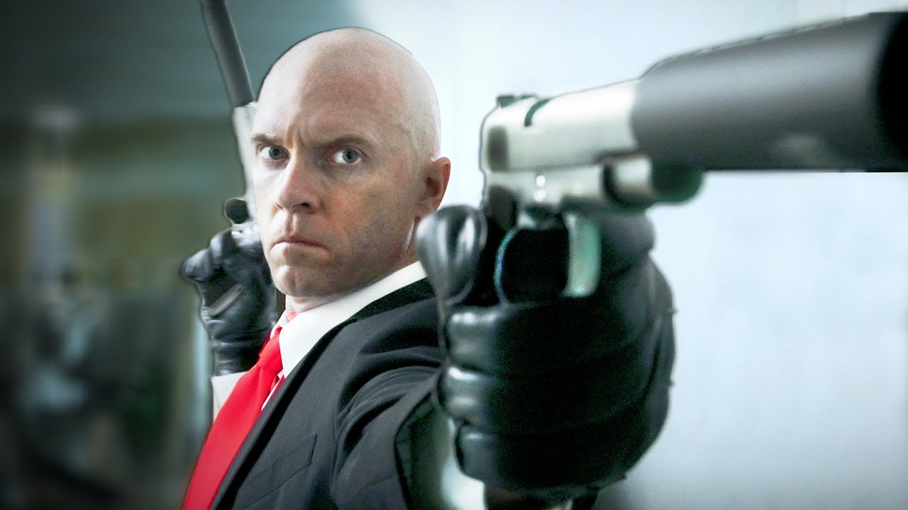 Hitman: Absolution – live-action film de scurt metraj