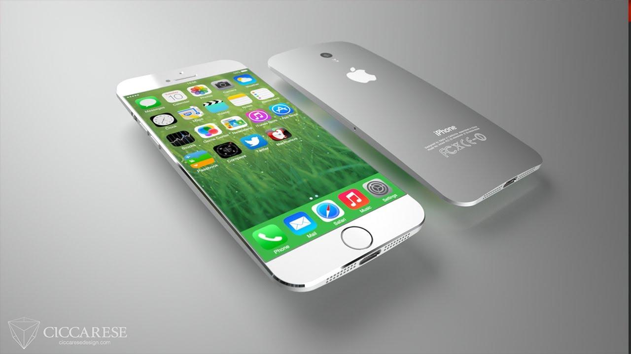 iPhone 6-Concept