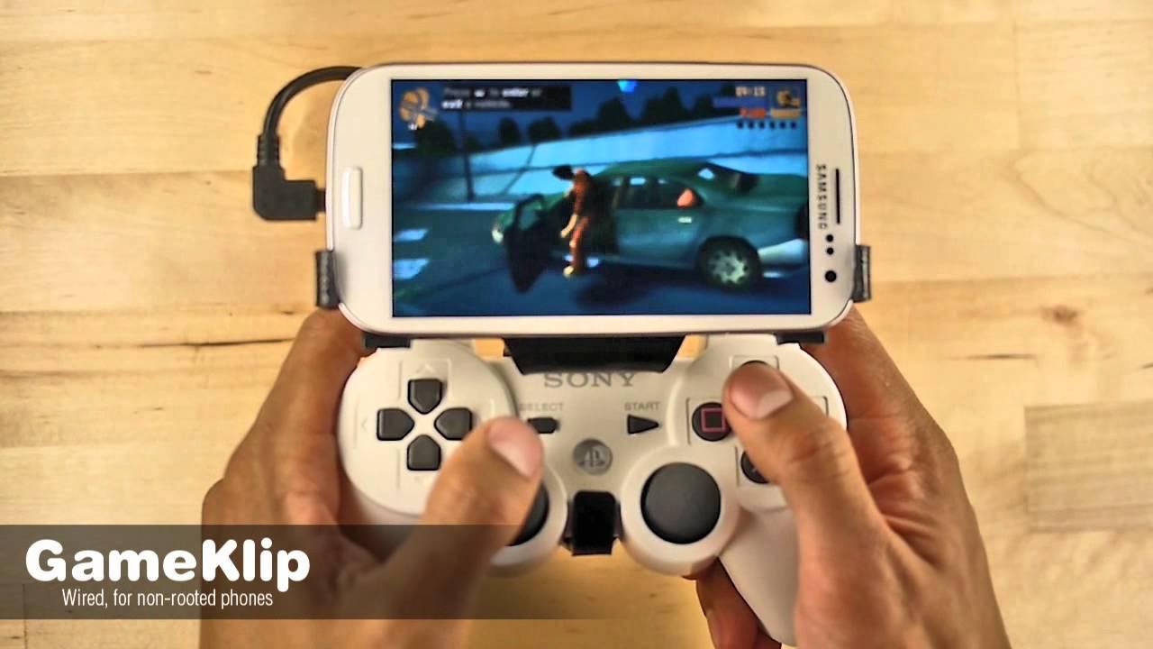 Joystick PS3 pentru Samsung Galaxy S3