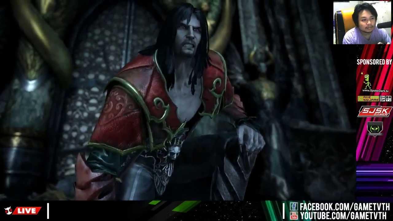 Konami Lanseaza Castlevania: Lords of Shadow 2 Demo