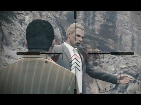 Lupta din Tren din Skyfall-Recreata in GTA V