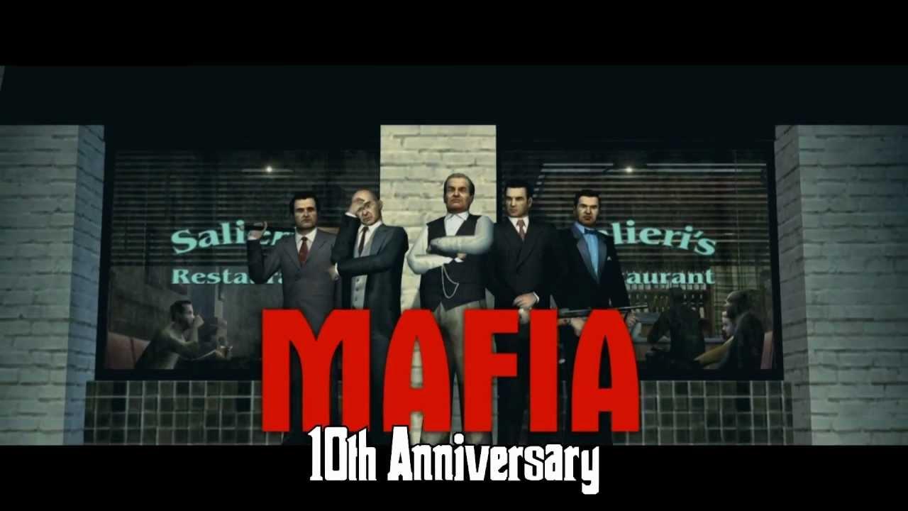 Mafia-The city of Lost Heaven 10th Anniversary