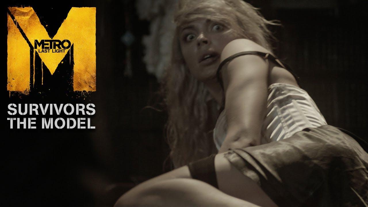 Metro: Last Light – Survivors – The Model Trailer