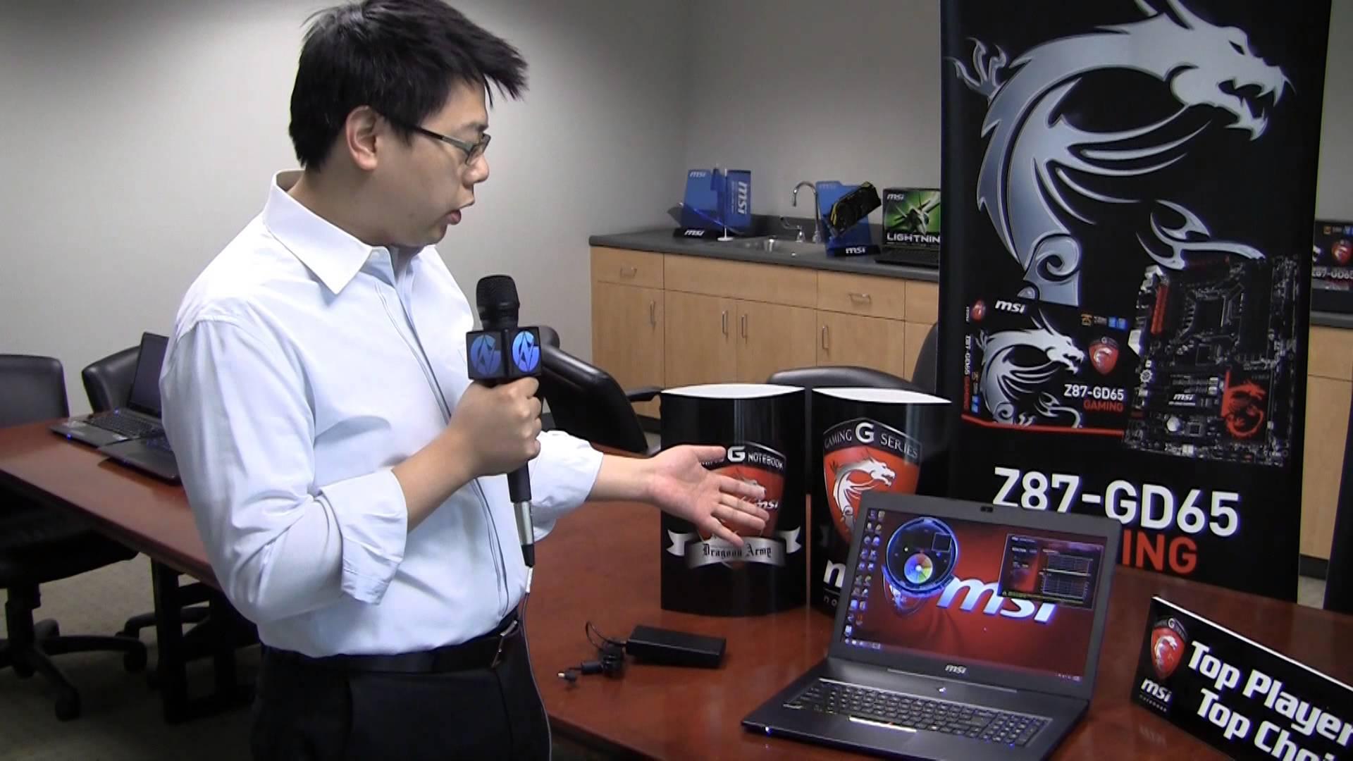 MSI GS70 Gaming Series